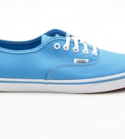 Vans Authentic Lo Pro Neon VN-0 QES7N2 blau