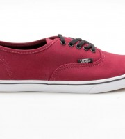 Vans Authentic Lo Pro VN-0 T9N76N rot-weiß