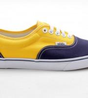 Vans LPE 2 Tone VN-0 JK61WB blau-gelb