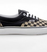 Vans Era Checkerboard VN-0 EWZ2X8 schwarz-braun
