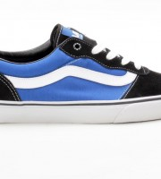 Vans Milton VN-0 OYYY8F schwarz-blau-weiß