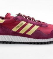 Adidas New York CQ2486 rot-gold