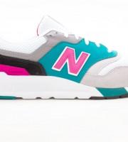 New Balance CM997HZH Sneaker Herren Schuhe grau-weiß