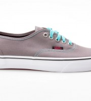 Vans Authentic Pop Pewter Scuba grau