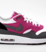 Nike Air Max 1 Essential 537383 105 weiß lila