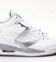 Nike Jordan Flight 45 weiß-blau-grau