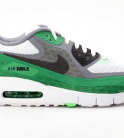 Nike Air Max 90 BR Breeze weiß-grau-grün 644204 103