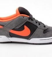 Nike Renzo 2 grau-schwarz-orange 454291 080