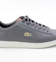 Lacoste Carnaby EVO 317 6 SPM Leather grau-braun