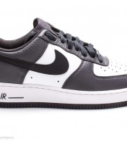 Nike Air Force 1 low dunkelgrau schwarz weiß 315122 060