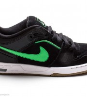 Nike Zoom Oncore schwarz grün 366630 022