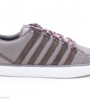 K-Swiss Gowmet 2 charcoal white