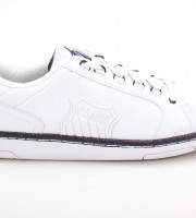K-Swiss Dolton white navy