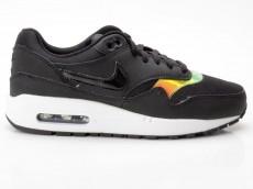 Nike Air Max 1 (GS) schwarz-weiß 555766 023