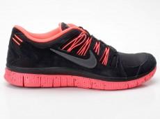 Nike Free 5.0 EXT 580530 060 schwarz-rot