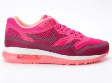 Nike WMNS Air Max Lunar1 654937 600 dunkelrot-rosa