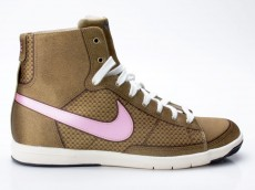 Nike WMNS Blazer MID TLO gold-pink