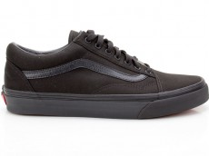 Vans Old Skool VN-0 D3HBKA Canvas schwarz