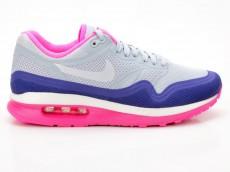 Nike WMNS Air Max Lunar1 654937 001 grau-lila-rosa