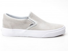 Vans Classic Slip-On VN-0 ZMRFJH Pebble Snake grau