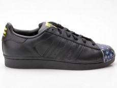 Adidas Superstar Pharrell Supersh S83352 schwarz-gelb