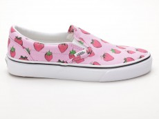 Vans Classic Slip-On VN0003Z4IJS Strawberries pink