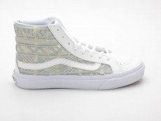 Vans Sk8-Hi Slim VN00018IIE4 Frayed Native weiß