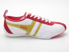Gola Curve weiß-gold-rot
