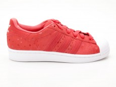 Adidas Superstar W S77411 rot