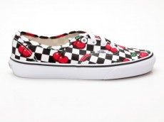 Vans Authentic VN-0 0AIGFY Cherry Checkers schwarz-weiß