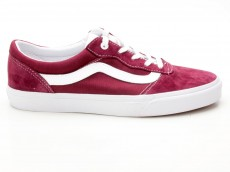Vans Milton Suede VN-0 OYY7QS rot-weiß