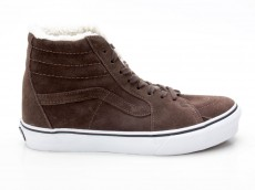 Vans Sk8-Hi Fleece SF VN-0 KXH1CR braun