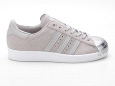 Adidas Superstar 80s Metal Toe W S76711 grau-silber