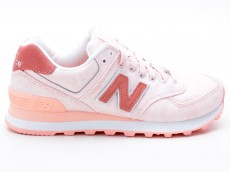 New Balance WL574SWA 548341-50 13 sunrise glow-white