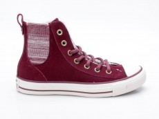 Converse Chuck Taylor CT Chelsee Hi 549598C rot-weiß