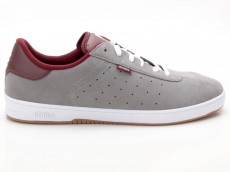 Etnies The Scam grau-rot