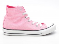 Converse Chuck Taylor CT Hi 136581C Neon pink