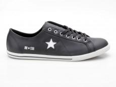 Converse Os Pro Low Ox 108737 schwarz-weiß