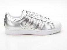 Adidas Superstar W CG3681 silber-weiß