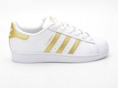 Adidas Superstar BB2870 weiß-gold