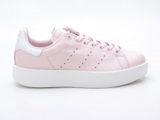 Adidas Stan Smith Bold W BY2970 pink-weiß
