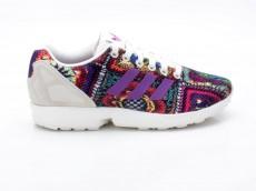 Adidas ZX Flux W S76593 weiß-bunt