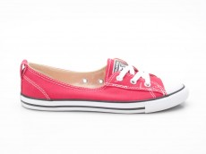 Converse Chuck Taylor CT Ballet Lace Slip 547166C rot