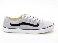 Vans Old Skool Lo Pro VN-0 XFO11P grau-schwarz-gelb