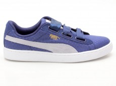 Puma Basket Heart Denim Wn's 363371 01 blau