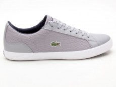Lacoste Lerond 117 3 CAM Canvas / Leather grau