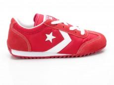 Converse Nylon Trainer 1J346 rot-weiß