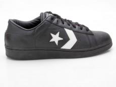 Converse Pro Leather Ox 1P207 schwarz-weiß