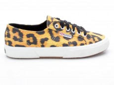 Superga S002N60 2750 COTW Animals Leopard