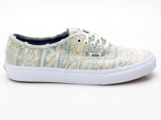 Vans Authentic Slim VN000XG6IE4 Frayed Native weiß